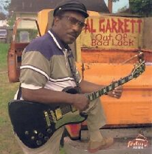 Al Garrett - Out of Bad Luck [New CD]