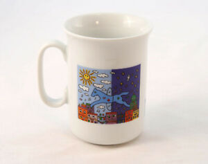 PFERD CUP ART Mug Coffee or Tea Cup Ceramic Horse Germany Promotional