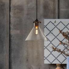 Kitchen Pendant Light Glass Ceiling Lights Vintage Chandelier Lighting Bar Lamp