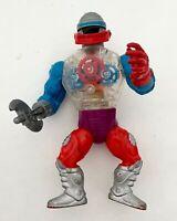 Vintage 1984 Mattel He-Man MOTU Roboto Action Figure RARE