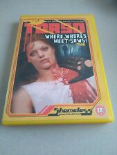 Torso DVD UNCUT Martino Carnal Violence Shameless Kendall Aumont Region 0 18