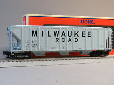 LIONEL MILWAUKEE ROAD PS-2CD HOPPER 98333 O GAUGE train freight 6-84125 NEW