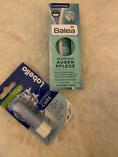 1x Labello Hydeo Care 1x Balea Augenpflege 15ml