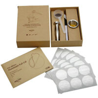 Reusable Coffee Capsules Set Recaps Stainless Steel Refillable Coffee Making Kit