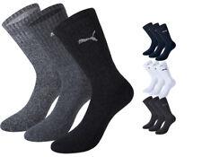 9 Paar Puma Socken Strümpfe Sport Unisex 35-38 39-42 43-46 47-49 Serie 7312