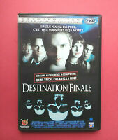 DESTINATION FINALE 1 - DVD - VF - BONUS -