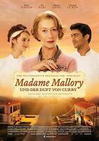 (HELEN MIRREN/OM PURI) MADAME MALLORY UND DER DUFT   DVD NEU