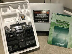 KO Propo Espirit 2 40 Meg Transmitter and Receiver