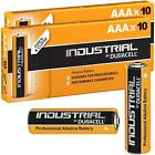 Duracell Industrial Procell AAA Batteries Professional Use MN2400 LR3 20 Pack UK