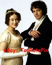 JENNIFER EHLE with COLIN FIRTH  -  Pride and Prejudice  -  8x10 Photo #5