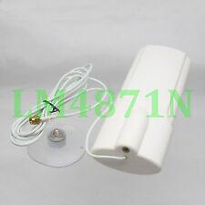 Broadband Antenna 25dBi 3G 4G Sma Booster 2M Cable B683 E5172 B970 B593 Dwr-923