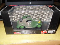 """DIE CAST BRUMM """" SIMCA 5 MILITARY D-DAY 1944 """" R243 1/43 New and Unopened Box"""