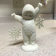 "snowbabies dept 56 "" Everyone Is Beautiful� 2001"