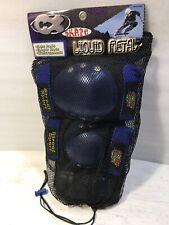 Cx Street Sports 10322 Liquid Metal Skate Gear Knee & Elbow Pads Wristguards