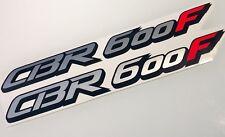 Aufkleber-Set 4-tlg. Honda CBR 600F Bj.1986-2016 PC 19 23 25 31 35 37 41 Neu!