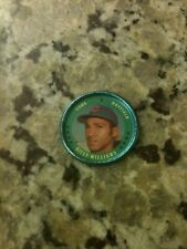 the Topps Button - Billy Williams-Chicago Cubs