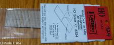 American Model Builders HO #324 Laser-Cut Wood Deck -- For Roundhouse 40' Gondol