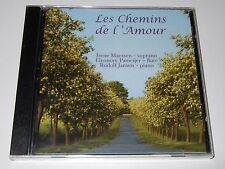 Les Chemins de l'Amour (CD, 2012, FutureClassics) new