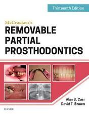 McCracken's Removable Partial Prosthodontics 13th Int'l Edition