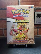 Pokemon LockDown Theme Deck Fossil