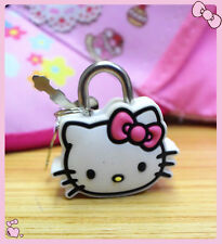 New HELLOKITTY Mini Cutie Safty Lock & Key AA-558