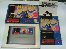 YOUNG MERLIN SUPER NINTENDO