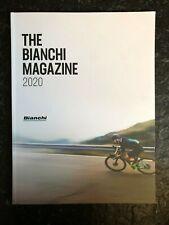 BIANCHI Prospekt brochure Katalog THE BIANCHI MAGAZINE 2020