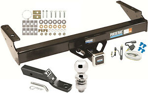 1971-1980 DODGE D/W 100 200 300 COMPLETE TRAILER HITCH PACKAGE W/ WIRING KIT NEW
