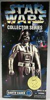 "Hasbro Kenner Star Wars Collector Series Darth Vader Action Figure Vintage  12"""