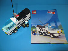 Lego 6430 Light & Sound Police Night Patroller