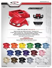 Club Car DS Spartan Golf Cart Body Set and Light Kit - 17 colors to choose from