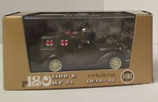 BRUMM R180 Fiat 1100E Furgone Crose Rossa ambulance model 1949 - 1953 1:43