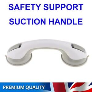 Safety Grip Suction Hand Rail Bathroom Support Grab Handle Bath Shower Toilet
