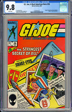 G.I. JOE #26 CGC 9.8 NM/MT 1984 - Origin of Snake Eyes and Storm Shadow