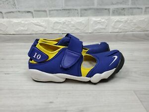 Nike Air Rift 10th anniversary Split Toe Lace Sneaker Trainers Shoes 308662-412
