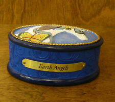TRAIL OF PAINTED PONIES #4026356 EARTH ANGEL KEEPSAKE BOX, NEW from Retail Store