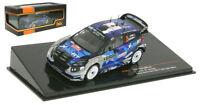 IXO RAM642 Ford Fiesta WRC-17 'M-Sport WRT' Monte Carlo 2017 - Ott Tanak 1/43