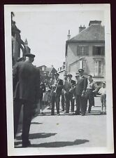 St-Laurent du Pont . photo ancienne . le Fanfare . 1935