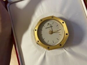 Audemars Piguet Royal Oak Clock Vintage Cartier Box