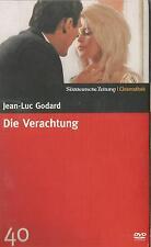DVD - Die Verachtung - SZ-Cinemathek Nr. 40