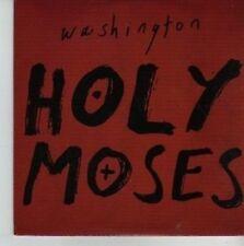 (CV777) Washington, Holy Moses - 2011 DJ CD