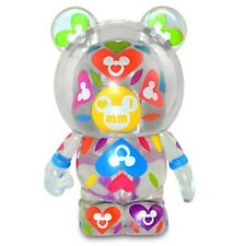 Vinylmation I Love Mickey Series - Clear - 3'' NIB and Shipped in a Box!