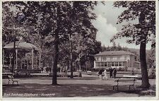 Germany AK Bad Sachsa - Kurpark 1936 used postcard