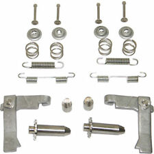 1963 - 1967 Corvette C2 Parking Brake Hardware Kit Stainless Steel (Both Sides)