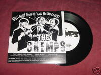 THE SHEMPS - THAT'S GREAT / COUNT ME OUT - 45 ROCK