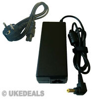 F TOSHIBA SATELLITE P300-160 MAINS CHARGER POWER SUPPLY EU CHARGEURS