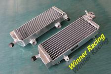 hi-perf aluminum radiator KTM 250 SXF/SX-F 4 stroke 2007-2015 08 09 10 11 12