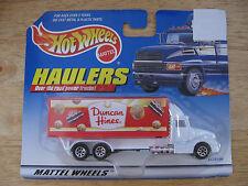 Hot Wheels Haulers Duncan Hines Truck