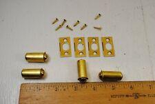 "1/2"" Diameter Bullet Catches Hardware 4 Pieces"