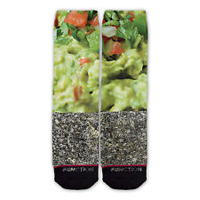 Function - Guacamole Bowl Fashion Socks all over sublimation sublimated dye